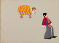 Animation Art:Production Cel, Yellow Submarine Ringo Starr Animation Production Cel Original Art (UA/King Features Syndicate, 1968)....