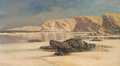 Fine Art - Painting, European:Antique  (Pre 1900), GILBERT FOSTER (British, 1855-1906). Artic Regions. Oil oncanvas. 20 x 36 inches (50.8 x 91.4 cm). Signed lower left: ...