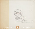Animation Art:Production Drawing, Snow White and the Seven Dwarfs Animation Drawing OriginalArt Group of 2 (Disney, 1937).... (Total: 2 Items)