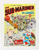Murphy Anderson Sub-Mariner Comics #1 Cover Re-Creation Original Art (undated)