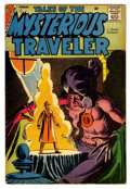 Silver Age (1956-1969):Horror, Tales of the Mysterious Traveler #11 (Charlton, 1959) Condition: VG+....