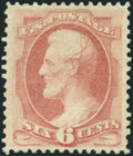 Stamps, 6c Dull Pink (159),...