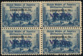 """Stamps, 16c Dark Blue, Small """"Commonwealth"""" Overprint Type """"b"""", Handstamped """"Victory"""" (480),..."""