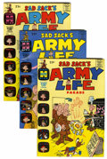 Silver Age (1956-1969):Humor, Sad Sack's Army Life Parade File Copy Group (Harvey, 1964-76) Condition: Average VF/NM.... (Total: 52 Comic Books)