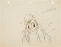 Animation Art:Production Drawing, Mr. Bug Goes to Town Storyboard Drawing Original Art Groupof 2 (Fleischer Studios, 1941).... (Total: 2 Items)