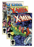 Modern Age (1980-Present):Superhero, X-Men #191-222 Group (Marvel, 1985-87) Condition: Average NM-....(Total: 32 Comic Books)