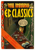 Golden Age (1938-1955):Horror, Three Dimensional EC Classics #1 (EC, 1954) Condition: VG/FN....