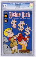 Silver Age (1956-1969):Humor, Richie Rich #10 File Copy (Harvey, 1962) CGC NM- 9.2 Off-white pages....