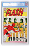Silver Age (1956-1969):Superhero, The Flash #105 (DC, 1959) CGC FN+ 6.5 Cream to off-white pages....