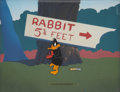 Animation Art:Production Cel, Rabbit Seasoning Animation Production Cel Original Art (Warner Bros., 1952)....
