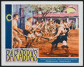 "Movie Posters:Adventure, Barabbas (Columbia, 1962). Title Lobby Card and Lobby Cards (6)(11"" X 14""). Adventure.. ... (Total: 7 Items)"