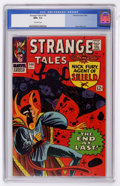 Silver Age (1956-1969):Science Fiction, Strange Tales #146 (Marvel, 1966) CGC NM+ 9.6 Off-white pages....