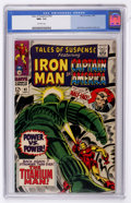 Silver Age (1956-1969):Superhero, Tales of Suspense #93 (Marvel, 1967) CGC NM+ 9.6 Off-whitepages....