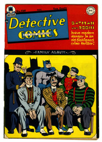 Detective Comics #129 Double Cover (DC, 1947) Condition: VF/NM