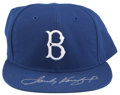 Autographs:Others, Sandy Koufax Brooklyn Dodgers Signed Hat. ...
