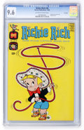 Silver Age (1956-1969):Humor, Richie Rich #28 File Copy (Harvey, 1964) CGC NM+ 9.6 Off-white to white pages....