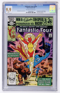 Fantastic Four #239 (Marvel, 1982) CGC MT 9.9 Off-white to white pages