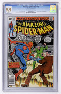 Bronze Age (1970-1979):Superhero, The Amazing Spider-Man #192 (Marvel, 1979) CGC MT 9.9 Off-white towhite pages....