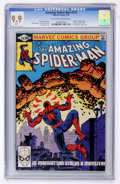 Modern Age (1980-Present):Superhero, The Amazing Spider-Man #218 (Marvel, 1981) CGC MT 9.9 Off-white towhite pages....