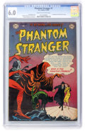 Golden Age (1938-1955):Horror, The Phantom Stranger #1 (DC, 1952) CGC FN 6.0 Cream to off-whitepages....