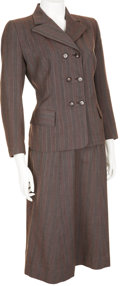 Movie/TV Memorabilia:Costumes, Thelma Ritter Worn Costume.... (Total: 2 Items)