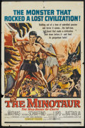 "Movie Posters:Adventure, The Minotaur (United Artists, 1961). One Sheet (27"" X 41"").Adventure.. ..."