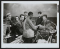 "Movie Posters:War, Lifeboat (20th Century Fox, 1944). Stills (11) (8"" X 10""). War.. ... (Total: 11 Items)"