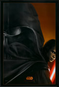 "Movie Posters:Science Fiction, Star Wars: Episode III - Revenge of the Sith (20th Century Fox, 2005). One Sheet (27"" X 40"") DS Advance Style A. Science Fic..."