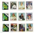 Baseball Cards:Sets, 1978 Topps Baseball Unopened Rack Packs Group Lot of 3. Threeunopened rack packs, each with 39 cards, from the 1978 Topps b...
