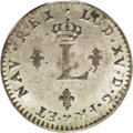 Colonials: , 1762-BB SOU M French Colonies Sou Marque MS64 PCGS. Breen-634.Vlack-276. Struck near the end ...