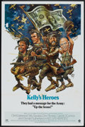 """Movie Posters:War, Kelly's Heroes (MGM, 1970). One Sheet (27"""" X 41""""). War.. ..."""