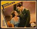 "Movie Posters:Sports, Touchdown (Paramount, 1931). Lobby Card (11"" X 14""). Sports.. ..."