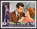 "Movie Posters:Mystery, Twenty Plus Two (Allied Artists, 1961). Lobby Card Set of 8 (11"" X 14""). Mystery.. ... (Total: 8 Items)"