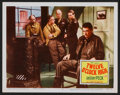 "Movie Posters:War, Twelve O'Clock High (20th Century Fox, R-1955). Lobby Cards (7) (11"" X 14""). War.. ... (Total: 7 Items)"