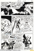 Original Comic Art:Panel Pages, Neal Adams Challengers of the Unknown #74 page 23 OriginalArt (DC, 1970)....