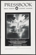 "Movie Posters:Action, Superman the Movie (Warner Brothers, 1978). Pressbook (MultiplePages) (11"" X 17""). Action.. ..."