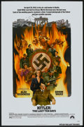 """Movie Posters:War, Hitler: The Last Ten Days (Paramount, 1973). One Sheet (27"""" X 41""""),Lobby Card Set of 8 (11"""" X 14""""), and Pressbook (12"""" X 15... (Total:10 Items)"""