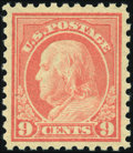 Stamps, 9c Salmon Red (471),...
