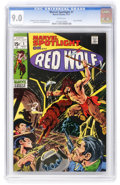 Bronze Age (1970-1979):Western, Marvel Spotlight #1 Red Wolf (Marvel, 1971) CGC VF/NM 9.0 White pages....