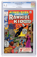 Bronze Age (1970-1979):Western, Rawhide Kid Annual #1 (Marvel, 1971) CGC NM- 9.2 Off-white to white pages....