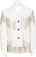 Movie/TV Memorabilia:Costumes, Liberace Worn Jacket....