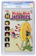 Bronze Age (1970-1979):Humor, Richie Rich Jackpots #3 File Copy (Harvey, 1973) CGC NM+ 9.6Off-white to white pages....