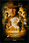 "Movie Posters:Adventure, Indiana Jones and the Kingdom of the Crystal Skull (Paramount,2008). One Sheet (27"" X 40"") DS. Adventure.. ..."