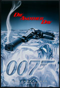 "Movie Posters:James Bond, Die Another Day (MGM, 2002). One Sheet (27"" X 40"") SS Advance.James Bond.. ..."