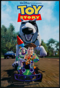 """Movie Posters:Animated, Toy Story (Buena Vista, 1995). One Sheet (27"""" X 40"""") SS. Animated.. ..."""