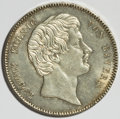 German States:Bavaria, German States: Bavaria. Ludwig I Taler 1826, ...