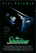 "Movie Posters:Adventure, The Shadow (Universal, 1994). One Sheet (27"" X 40"") SS Advance.Adventure.. ..."