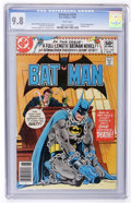 Modern Age (1980-Present):Superhero, Batman #329 (DC, 1980) CGC NM/MT 9.8 White pages....