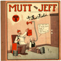Platinum Age (1897-1937):Miscellaneous, Mutt and Jeff Book 8 (Cupples & Leon, 1922) Condition:FN/VF....