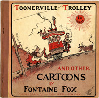 Toonerville Trolley #1 (Cupples & Leon, 1921) Condition: VG/FN